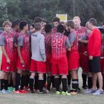 Saint Stephens High School Boys Varsity Soccer beat Hickory High School 2-1