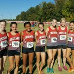 Saint Stephens High School Girls Varsity Cross Country finishes 14th place at the State Meet