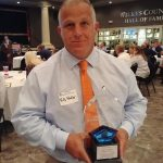 Baker receives NCHSAA honor