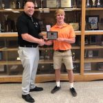 Z. McLauchlin – Farm Bureau Catawba Valley Athlete of the Week