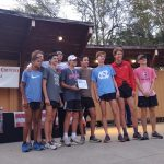 Men's Cross Country Wins United Way Invitational