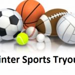 Winter Sports Tryout Dates