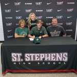 Christensen signs with UNCC