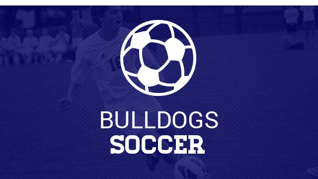 Former Bulldog Sydney Marin named  Cal Pac Defensive Soccer Player of the week :)