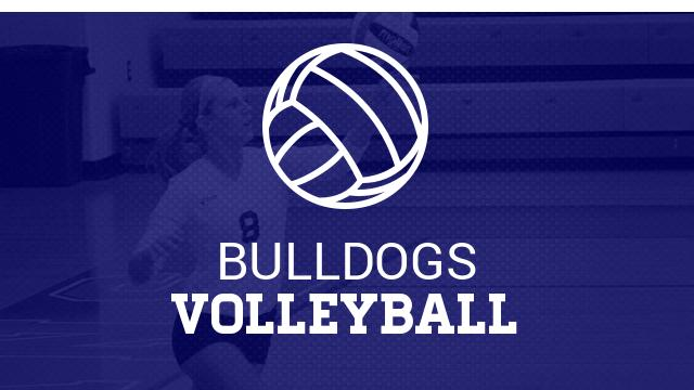 Bulldog Volleyball brings 2 match win streak into today's Home Match