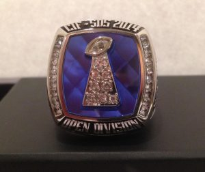 2014 OPEN DIVISION CIF Ring