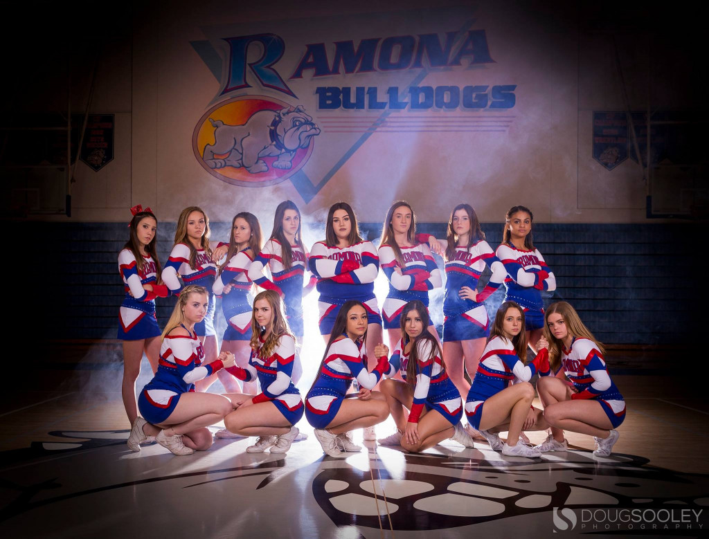 Ramona High 2018-19 Cheerleader Rosters Finalized !