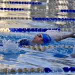 Girls Swim loses close meet to Valley Center