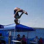 Ramona High School Girls Varsity Swimming beat Army-Navy Academy 127-0