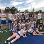 Ramona High School Girls Junior Varsity Lacrosse beat Helix High School 6-3