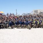 US Navy Seals special warfare invites Bulldog Football to train at Coronado Island !