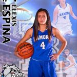 Ramona Girls Point Guard doing great things :)