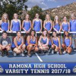 Bulldog Tennis Girls doing Great in Valley League Tournament!  :)