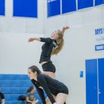 Bulldog Volleyball loses tough match to #4 Bishops- Still Host State Seed Game Thursday :)