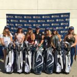JV Girls Golf team gets 7 sets of Clubs donated by PGA and Wilson Golf !