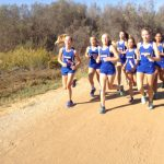 "Girls Cross Country Wins Valley League ""Again"" !"