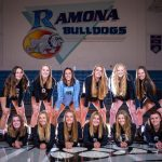 Ramona Girls Volleyball gets 15th seed in State Tournament !