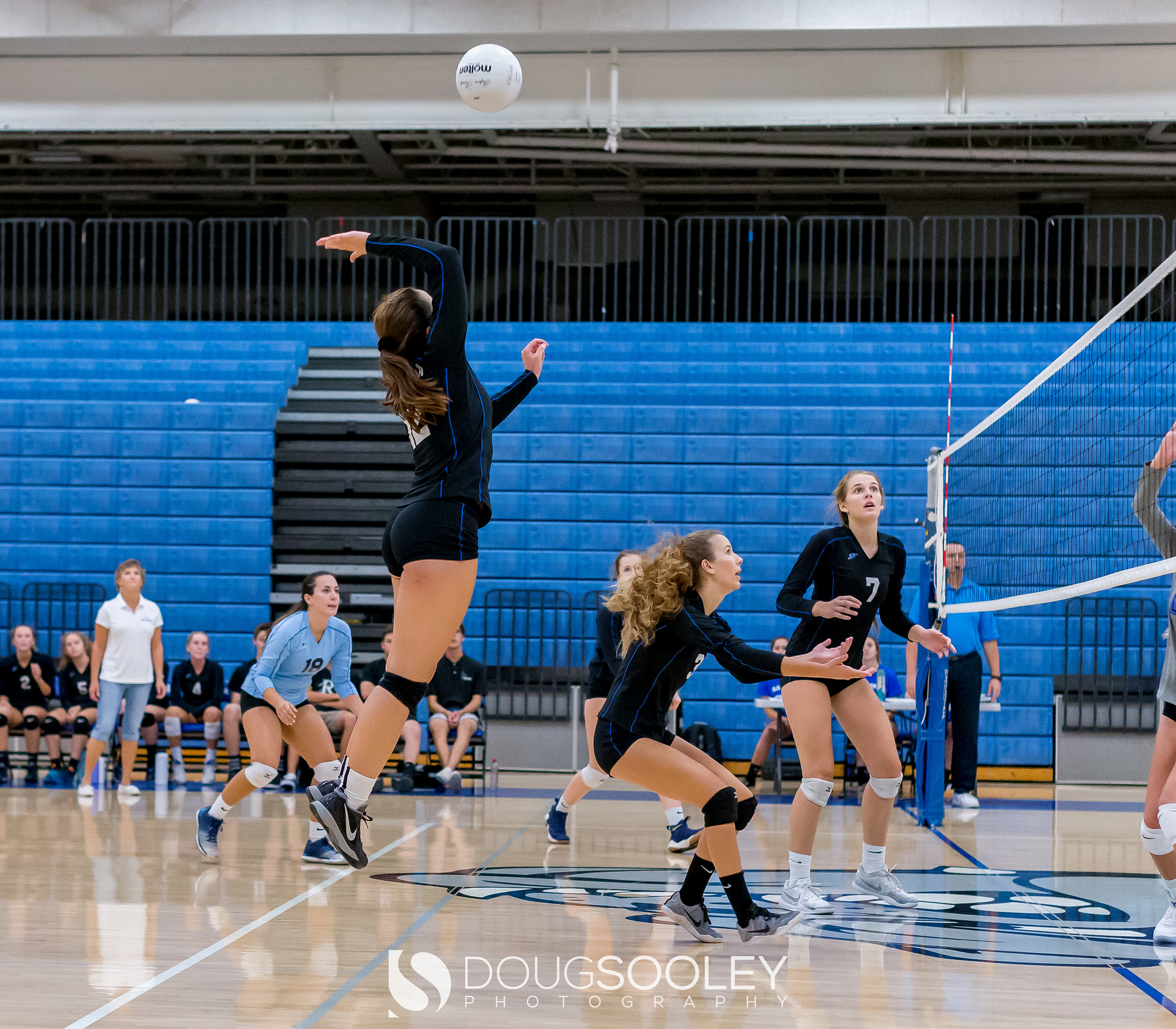 Girls Volleyball at Ramona High continues to DOMINATE !