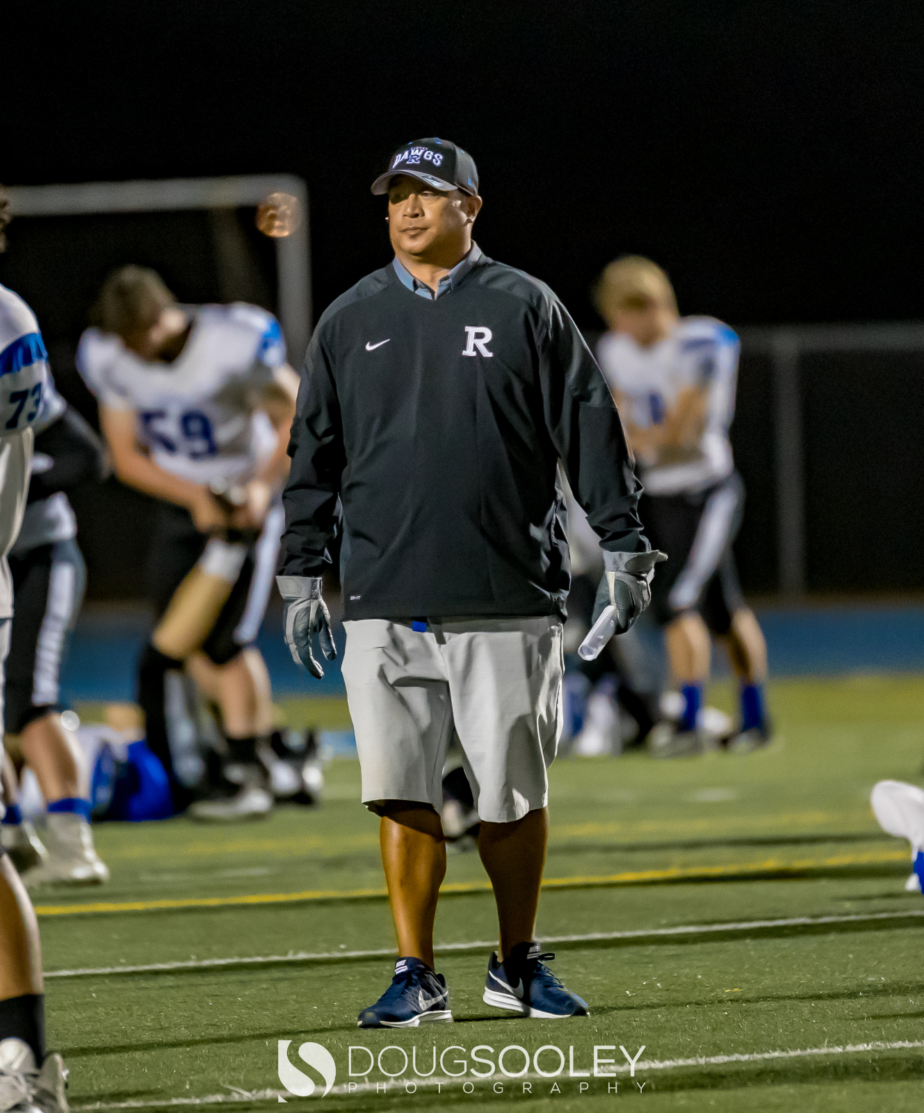 2018 Football Defensive Coordinator Happy to Start Fresh with team in 2019!