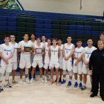 Boys Varsity Basketball beats Valley Center 56 – 48