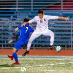 Boys Soccer battles CIF D1 5th ranked team at home tonight!
