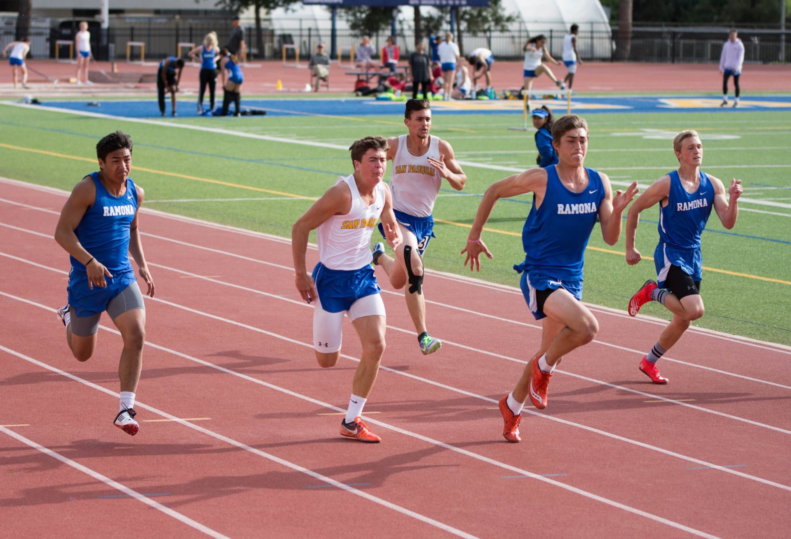 Track & Field HOME meet today at 3:15pm