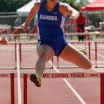 Ramona's Cirillo sets school record at CIF ! CIF Track info here!