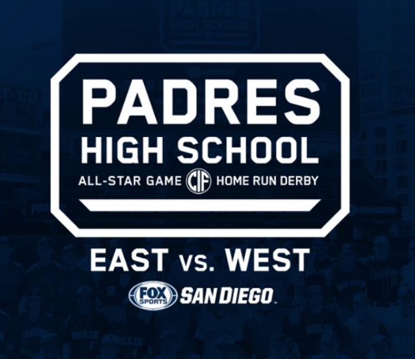 Bulldog Baseball Senior Playing in Padres High School All Star Game
