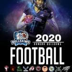 2020 Football Schedule Released !