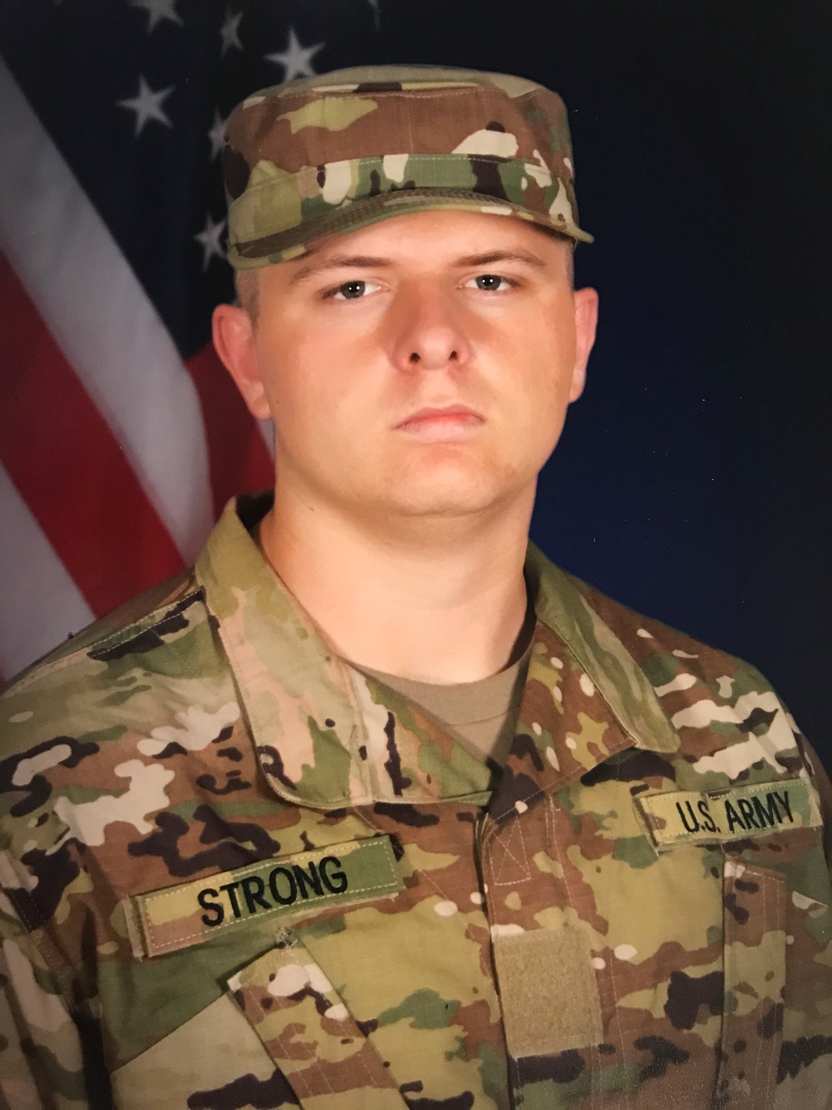 RHS Baseball Player Graduates from Basic Combat Training and Joins the U.S. Army