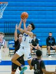 Boys Varsity Basketball beats Pacific Ridge 55 – 44