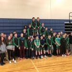 Highland Middle School Wrestling Teams earned 23 place winners at 2019 Garfield Heights Bulldog Classic