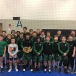 Boys Middle School Wrestling finishes 2nd place at OAC Junior High State Duals