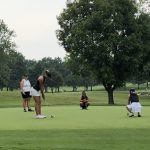 Girls Varsity Golf finishes 14th;  Goyette takes 5th in individuals