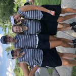 Girls Varsity Golf finishes 8th place at Walsh Jesuit Invitational