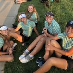 Girls Varsity Golf places 5th at Medina Bees Invitational;  Goyette takes 3rd in individual honors