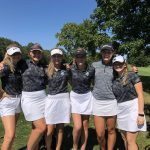 Girls Varsity Golf finishes 2nd in American Division;  3rd overall;  Goyette named Player of the Year
