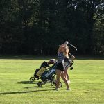Girls Varsity Golf defeats Tallmadge 186-228