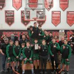 Middle School Wrestling Claims the Silver Buck Tournament Title