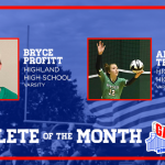 The December North Gateway Tire Co. Athletes of the Month are…