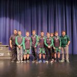 MS Wrestling Finishes 3rd at T.A.B. out of 35 Teams