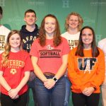 7 Student-Athletes Sign Commitment Letters