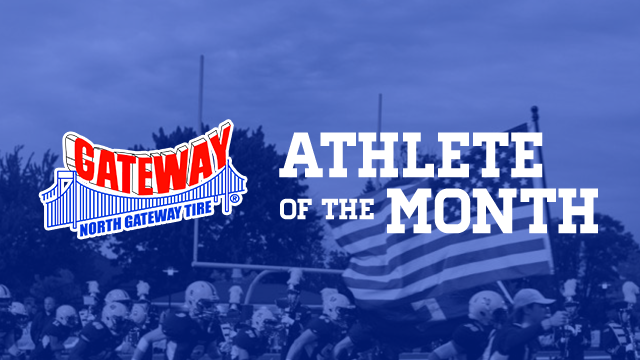 Reminder to Vote Highland High School for the North Gateway Tire Co. February Athlete of the Month