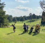 Girls Varsity Golf beats Medina 152 – 172