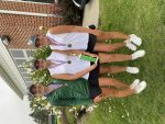 Girls Varsity Golf finishes 1st place at Medina Bees Invitational