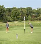 Girls Varsity Golf beats Nordonia 142 – 170