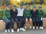Girls Varsity Golf finishes 1st place at Suburban League Conference Tournament #3
