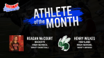 The January North Gateway Tire Co. Athletes of the Month are…
