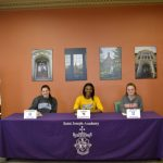Saint Joseph Academy's Henderson, Shantery, Williams Sign National Letters of Intent