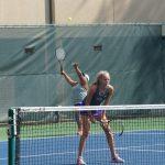 Tennis Jags Finish 6th at SJA Invitational